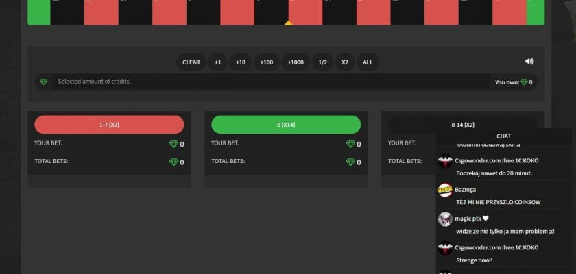Coin flip csgo betting websites martingale strategy sports betting