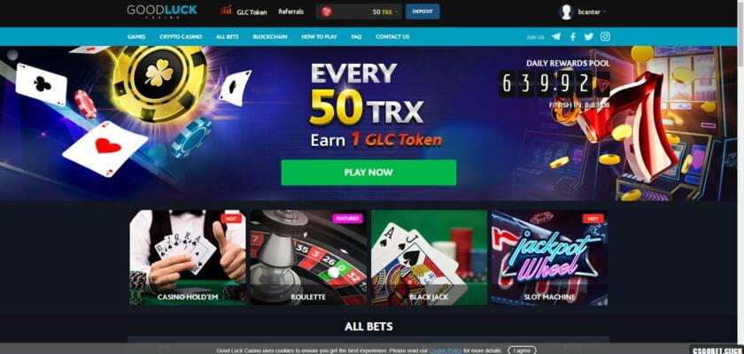 2020 04 02 17 26 54 840x400 - GoodLuckIO – Crypto Casino – Roulette – Blackjack – Slots